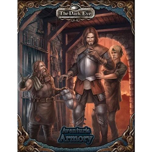 The Dark Eye RPG: Aventuria Armory (HC)