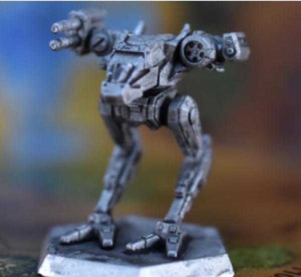 BattleTech Miniatures: Raven II RVN-5X