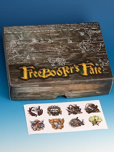 Freebooter's Fate: Miniatures Storage Box #1