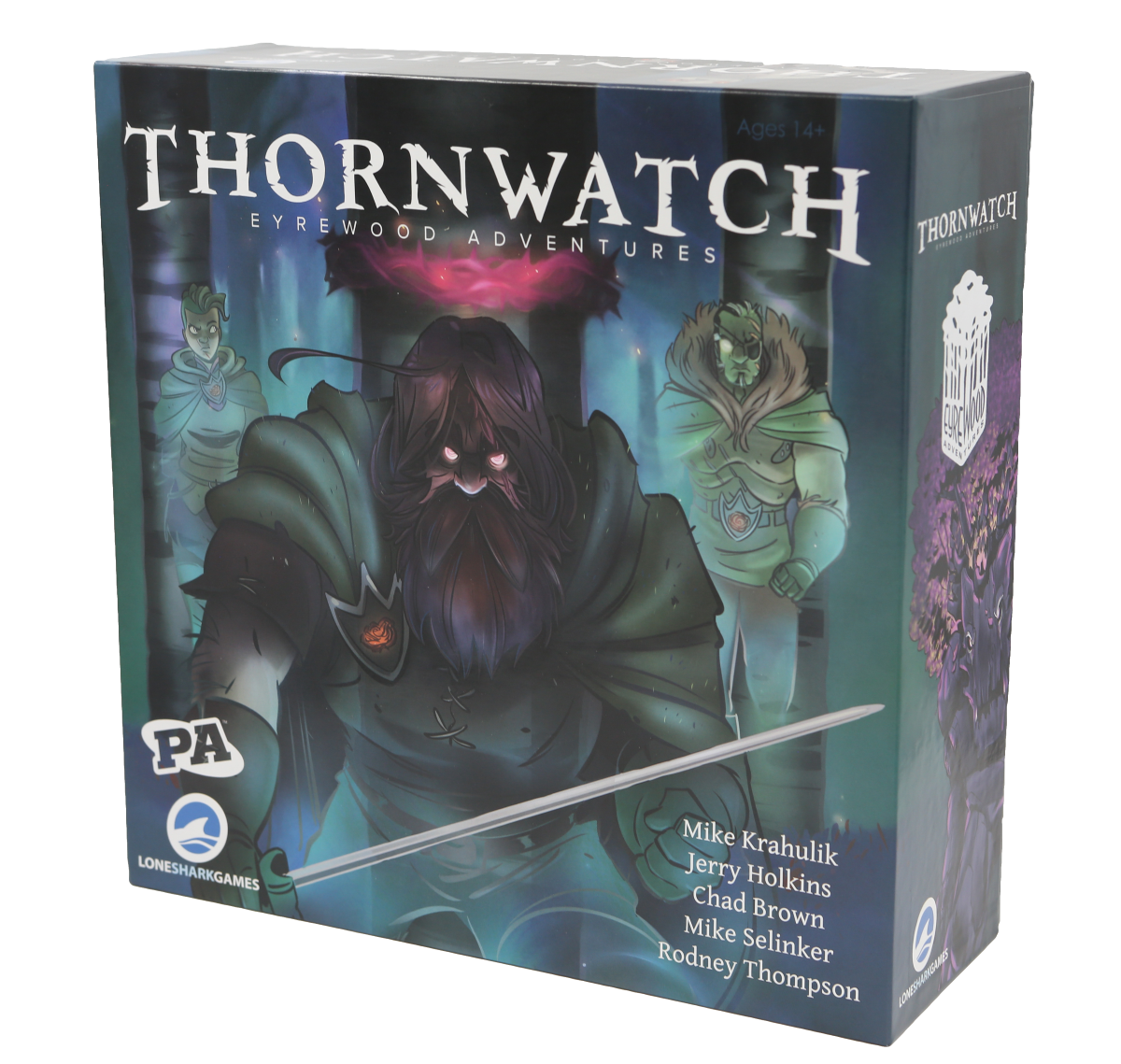 Thornwatch: Core Game