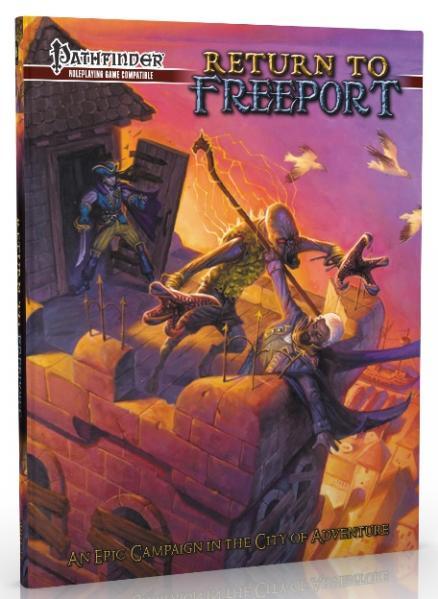 Pathfinder RPG: Return to Freeport