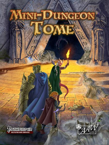 Pathfinder RPG: Mini-Dungeon Tome