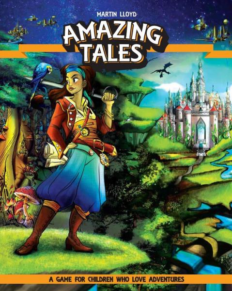 Amazing Tales RPG