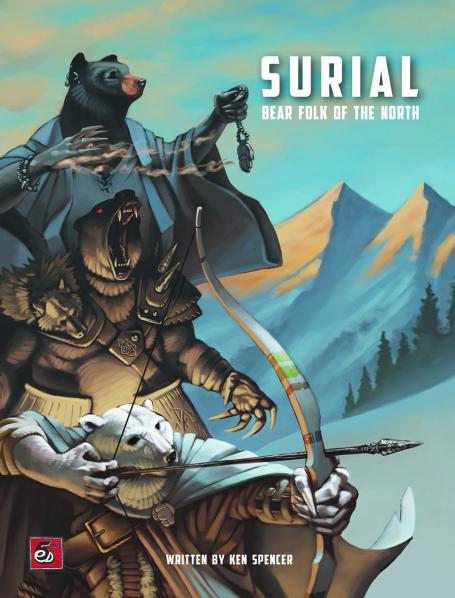 5th Edition: Surial - Bearfolk of the North
