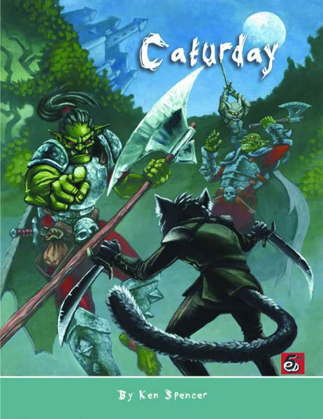 5th Edition: Caturday