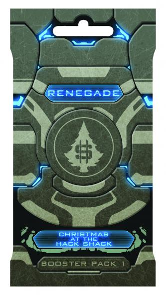 Renegade: Christmas at the Hack Shack Booster Pack (1)
