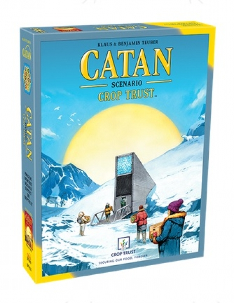 Catan: Scenario - Crop Trust