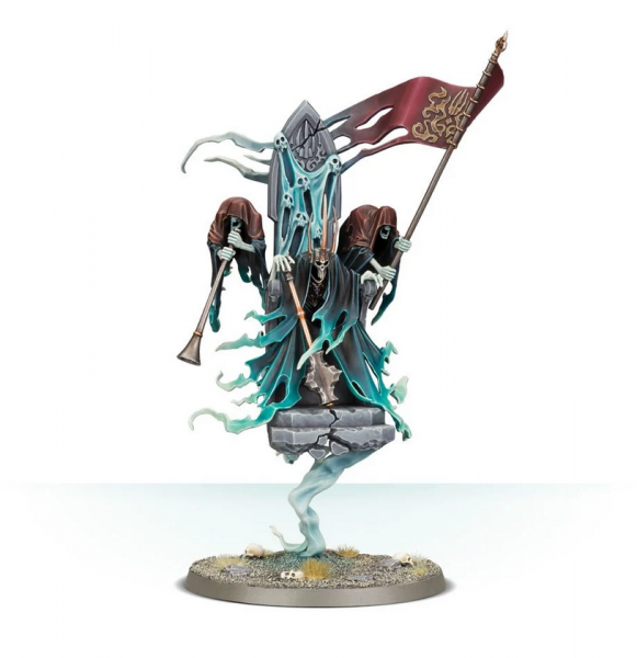 Age of Sigmar: Kurdoss Valentian the Craven King