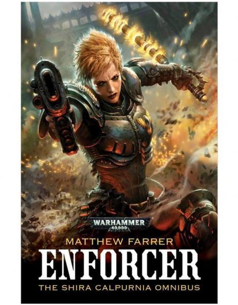 WH40K Novels: Enforcer Omnibus