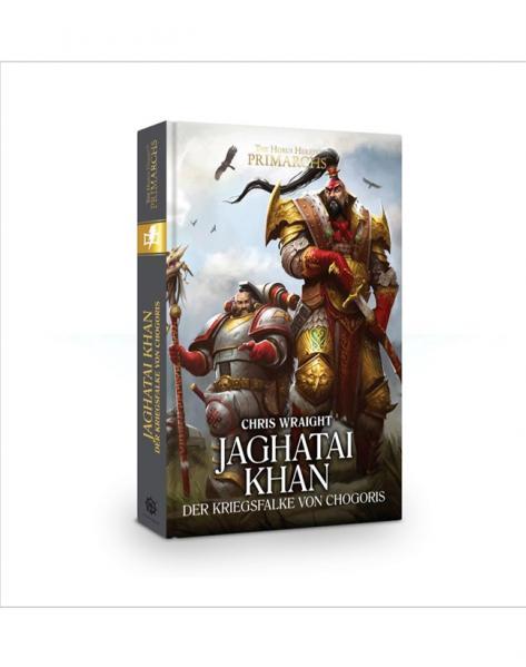 WH40K Novels: Primarchs - Jaghatai Khan (HC)