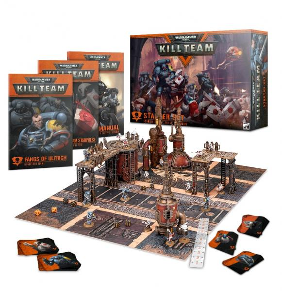 Warhammer 40K: Kill Team (Core Game) (2019)