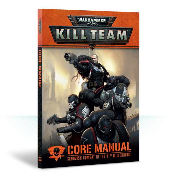 Warhammer 40K: Kill Team Core Manual