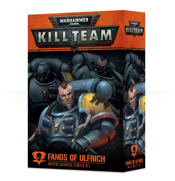 Warhammer 40K: Fangs of Ulfrich [KILL TEAM]