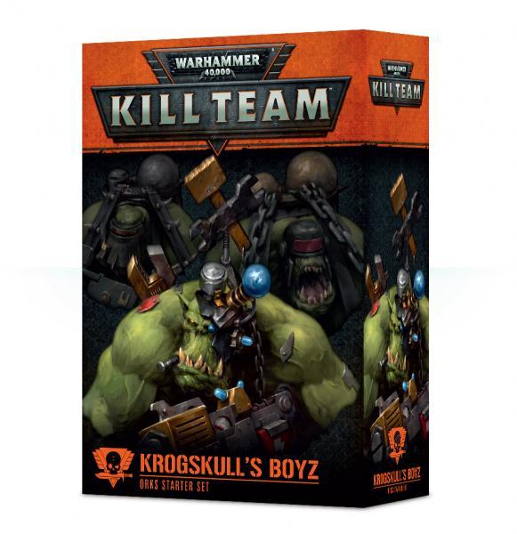 Warhammer 40K: Krogskull's Boyz [KILL TEAM]