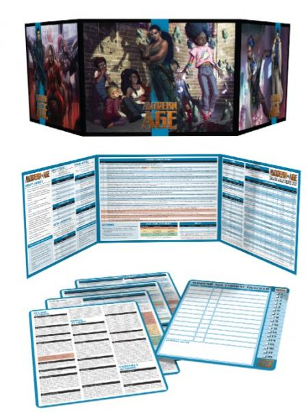 Modern Age RPG: Game Master's Kit