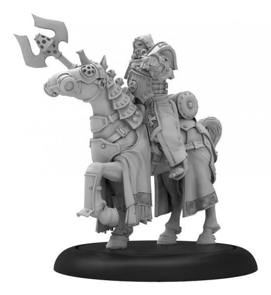 Warmachine: (The Protectorate Of Menoth) Hand of Silence - Protectorate Solo (metal/resin)