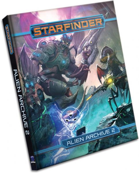 Starfinder RPG: Alien Archive 2
