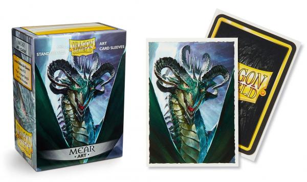 Dragon Shield Art Sleeves: Standard - Classic 'Mear' Art (100 ct.)