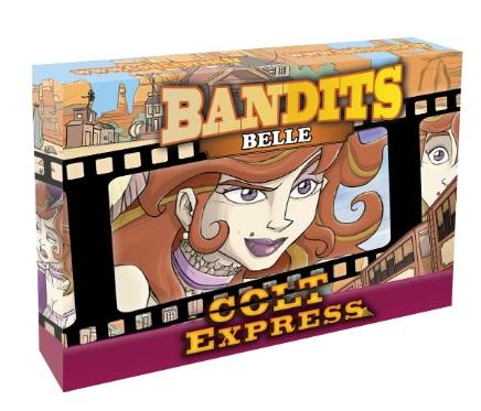 Colt Express: Bandit Pack - Belle (Expansion)