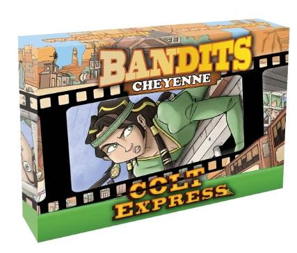 Colt Express: Bandit Pack - Cheyenne (Expansion)
