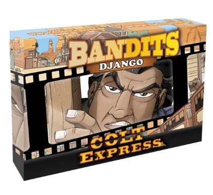Colt Express: Bandit Pack - Django (Expansion)