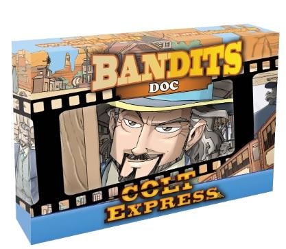 Colt Express: Bandit Pack - Doc (Expansion)