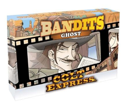Colt Express: Bandit Pack - Ghost (Expansion)