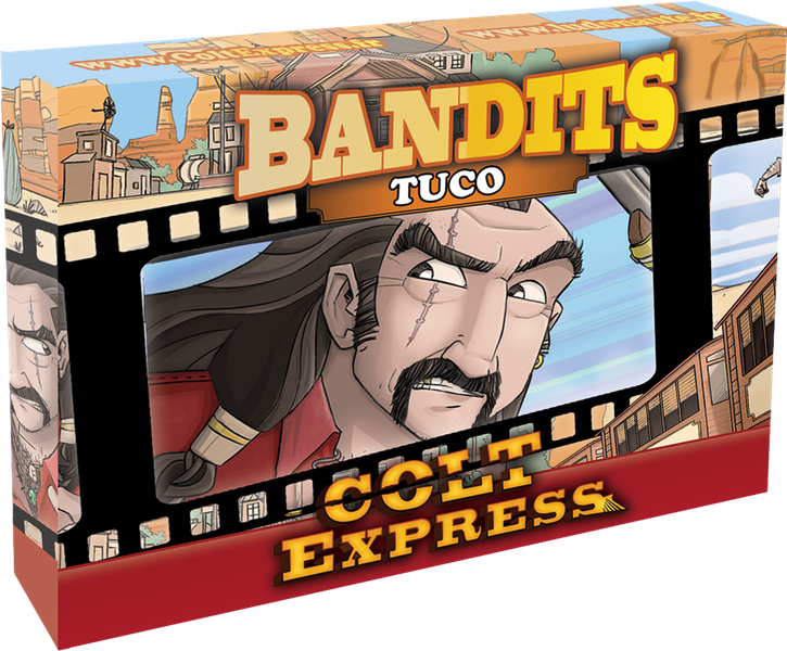 Colt Express: Bandit Pack - Tuco Expansion