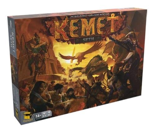 Kemet: Seth (Expansion)