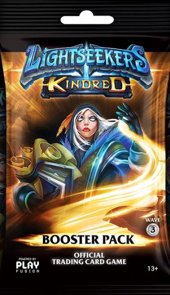 Lightseekers TCG: Kindred Booster Pack (1)