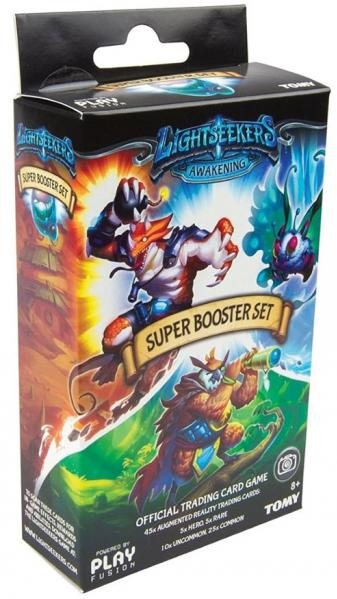 Lightseekers TCG: Awakening Super Booster