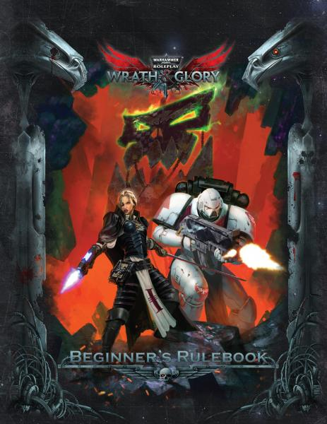 Wrath & Glory RPG: Starter Set