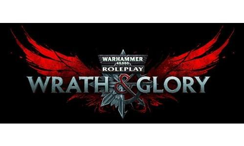 Wrath & Glory RPG: GM Screen