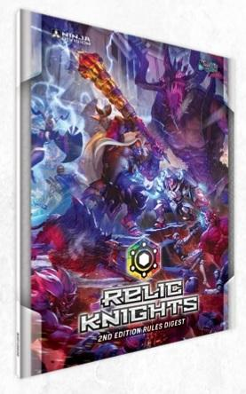 Relic Knights 2.0: Digest Rulebook