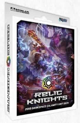 Relic Knights 2.0: Darkspace Unit Deck
