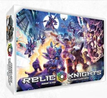 Relic Knights 2.0: 2-Player Starter Set