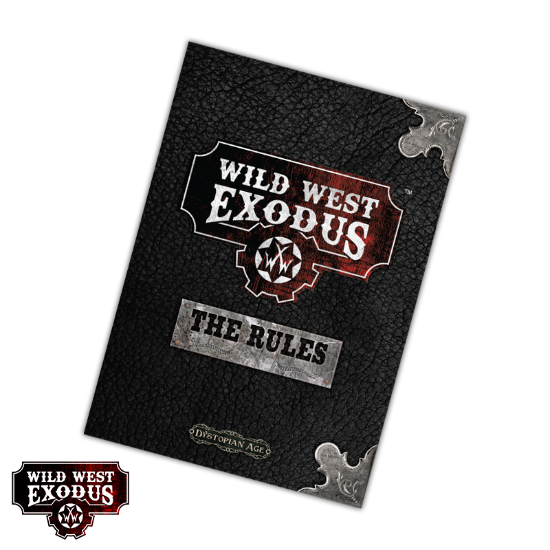 Wild West Exodus: Rulebook 2nd Edition