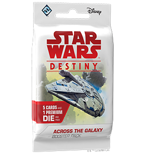 Star Wars Destiny: Across the Galaxy Booster Pack