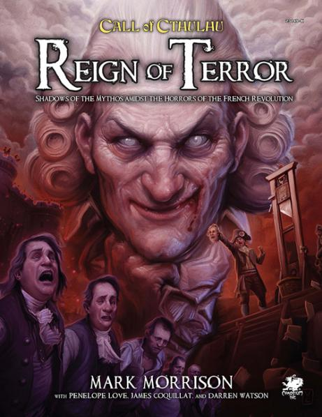 Call of Cthulhu RPG: Reign of Terror (HC)