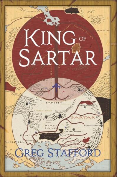 King of Sartar [Novel]