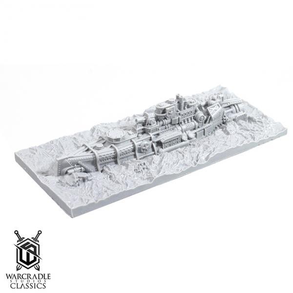 Warcradle Classics: Boston Submarine - Surfaced