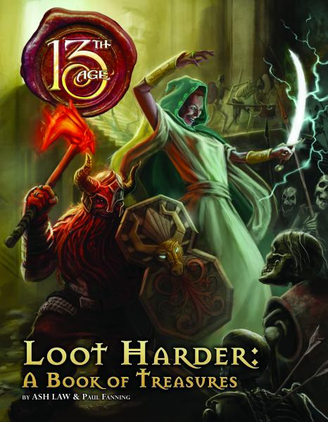 13th Age RPG: Loot Harder