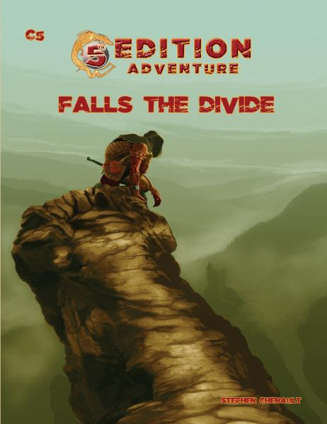 D&D 5th Edition Adventures: C5 - Falls the Divide