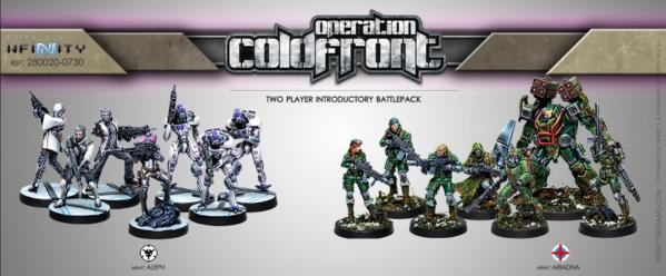 Infinity (#730) Operation: Coldfront Battle Pack