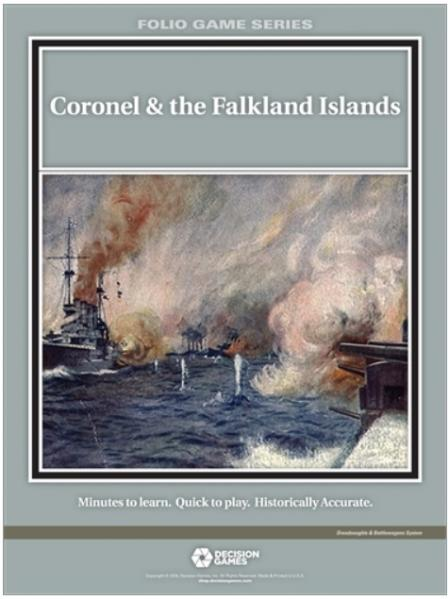 Folio Game Series: Coronel & the Falkland Islands