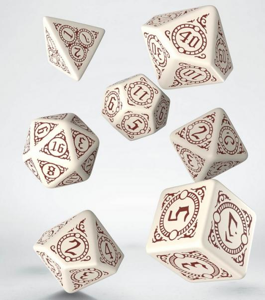 Exotic Dice: Pathfinder Return of the Runelords Dice Set (7)