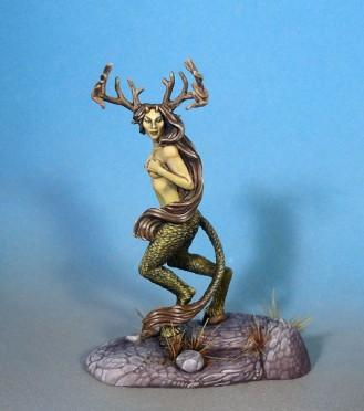 Visions In Fantasy: Female Faun