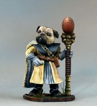 Critter Kingdoms: Tiger Lily the Pug Mage