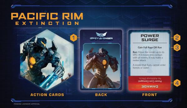 Pacific Rim: Extinction Starter Set