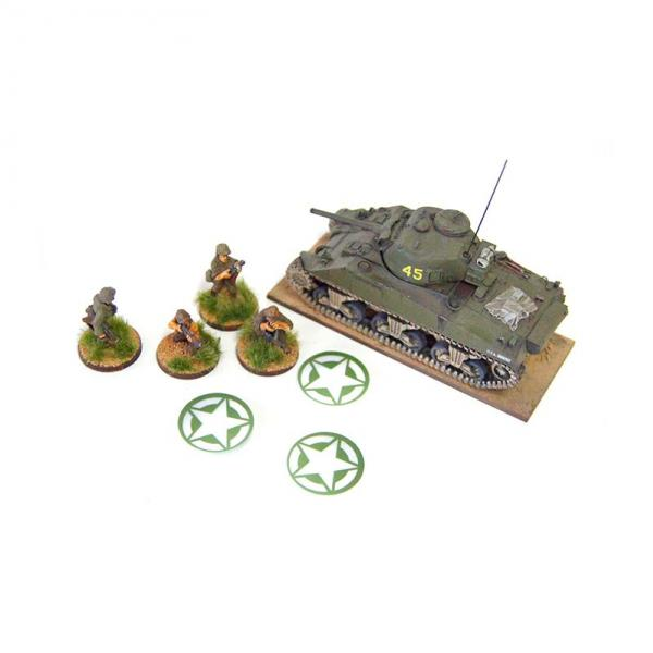 Game Accessories: American Tokens